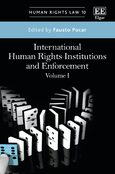 Cover International Human Rights Institutions and Enforcement