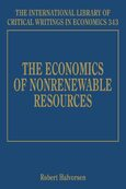 Cover The Economics of Nonrenewable Resources