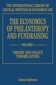 Cover The Economics of Philanthropy and Fundraising