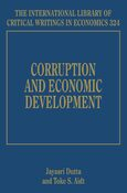 Cover Corruption and Economic Development