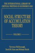 Cover Social Structure of Accumulation Theory