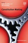 Cover Constitution Making