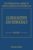 Cover Globalisation and Democracy