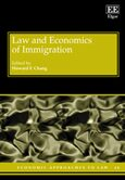 Cover Law and Economics of Immigration