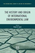 Cover The History and Origin of International Environmental Law