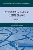 Cover Environmental Law and Climate Change