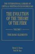 Cover The Evolution of the Theory of the Firm