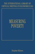 Cover Measuring Poverty