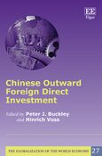 Cover Chinese Outward Foreign Direct Investment