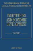 Cover Institutions and Economic Development