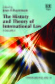 Cover The History and Theory of International Law