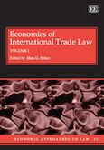 Cover Economics of International Trade Law