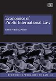 Cover Economics of Public International Law