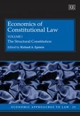 Cover Economics of Constitutional Law