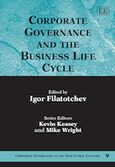 Cover Corporate Governance and the Business Life Cycle