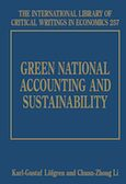 Cover Green National Accounting and Sustainability