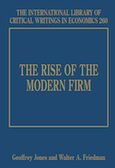 Cover The Rise of the Modern Firm