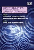Cover Economic Development: The Critical Role of Competition Law and Policy