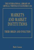 Cover Markets and Market Institutions: Their Origin and Evolution