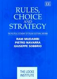 Cover Rules, Choice and Strategy