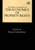 Cover The Elgar Companion to the Economics of Property Rights