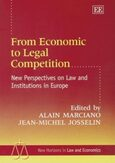 Cover From Economic to Legal Competition