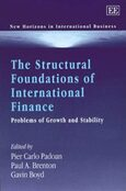 Cover The Structural Foundations of International Finance