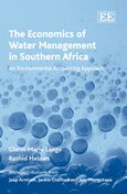 Cover The Economics of Water Management in Southern Africa