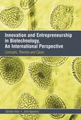 Cover Innovation and Entrepreneurship in Biotechnology, An International Perspective