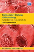 Cover The Regulatory Challenge of Biotechnology