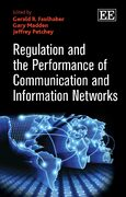 Cover Regulation and the Performance of Communication and Information Networks