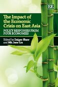 Cover The Impact of the Economic Crisis on East Asia