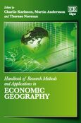 Cover Handbook of Research Methods and Applications in Economic Geography