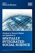 Cover Handbook of Research Methods and Applications in Spatially Integrated Social Science