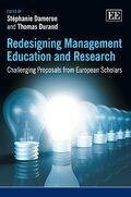 Cover Redesigning Management Education and Research