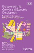 Cover Entrepreneurship, Growth and Economic Development