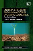 Cover Entrepreneurship and Innovation in Evolving Economies
