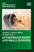 Cover Handbook of Research Methods and Applications in Entrepreneurship and Small Business