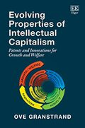 Cover Evolving properties of intellectual capitalism