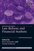 Cover Law Reform and Financial Markets