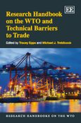 Cover Research Handbook on the WTO and Technical Barriers to Trade
