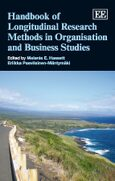Cover Handbook of Longitudinal Research Methods in Organisation and Business Studies