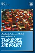 Cover Handbook of Research Methods and Applications in Transport Economics and Policy