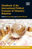 Cover Handbook of the International Political Economy of Monetary Relations
