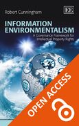 Cover Information Environmentalism