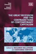 Cover The Great Recession and the Contradictions of Contemporary Capitalism