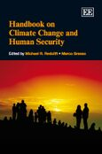 Cover Handbook on Climate Change and Human Security