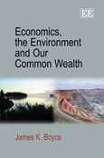 Cover Economics, the Environment and Our Common Wealth