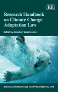 Cover Research Handbook on Climate Change Adaptation Law