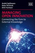 Cover Managing Open Innovation